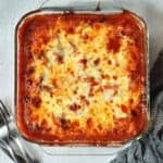 This chicken pepperoni cauliflower casserole is so easy. It is the perfect weeknight meal you can throw together and have done in under 30 minutes. It tastes so delicious your whole family will enjoy this.