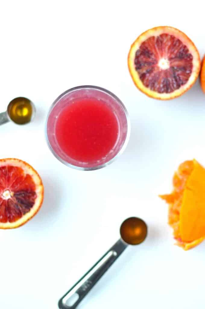 Boost your vitamin C and antioxidant intake with an Immune Support Orange Apple Cider Vinegar Shot. A delicious morning shot to fire up your metabolism.