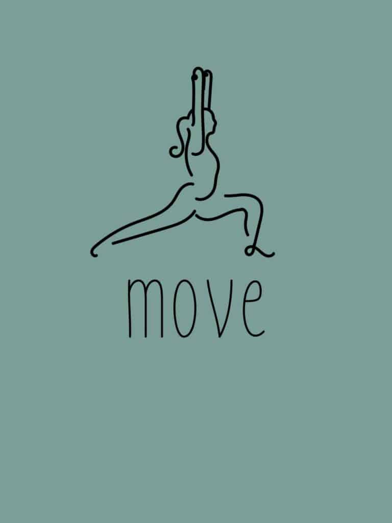 move image for wellness goals